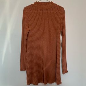 Forever 21 Ribbed Sweater Dress
